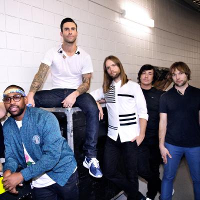 Maroon 5 & Meghan Trainor at Xfinity Theatre Hartford CT