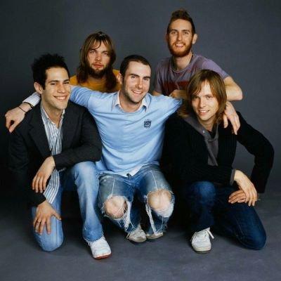 Maroon 5 & Meghan Trainor at Jiffy Lube Live Bristow VA