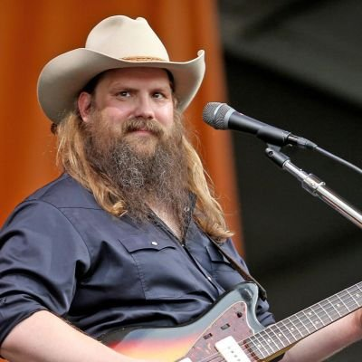 Chris Stapleton at Wrigley Field Chicago IL