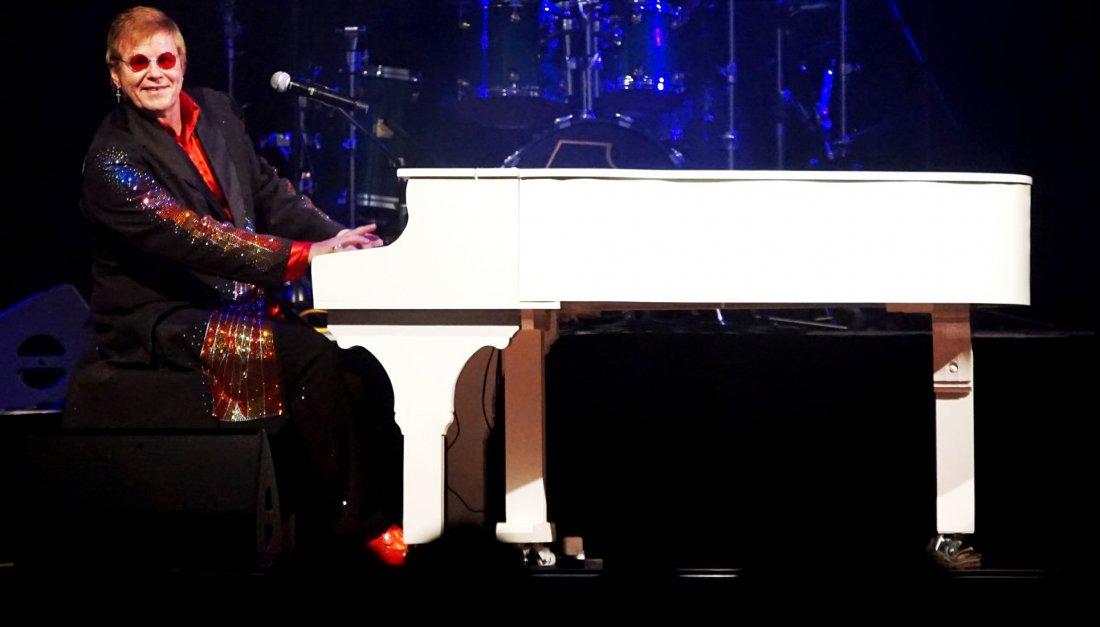 Rocketman A Tribute to Elton John featuring Greg Andrew