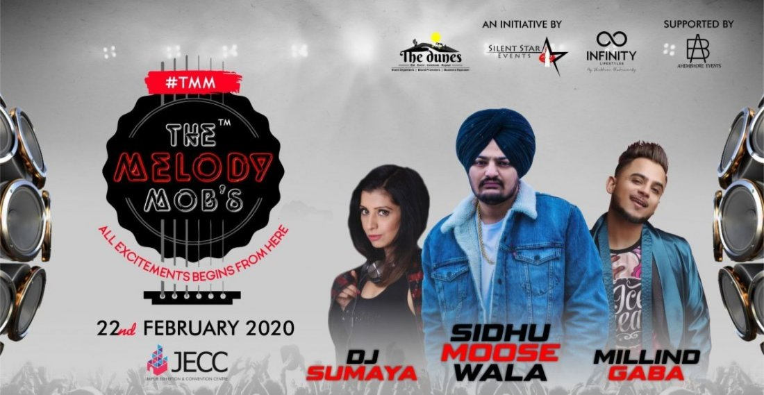 The Melody Mobs 2020 - Jaipur