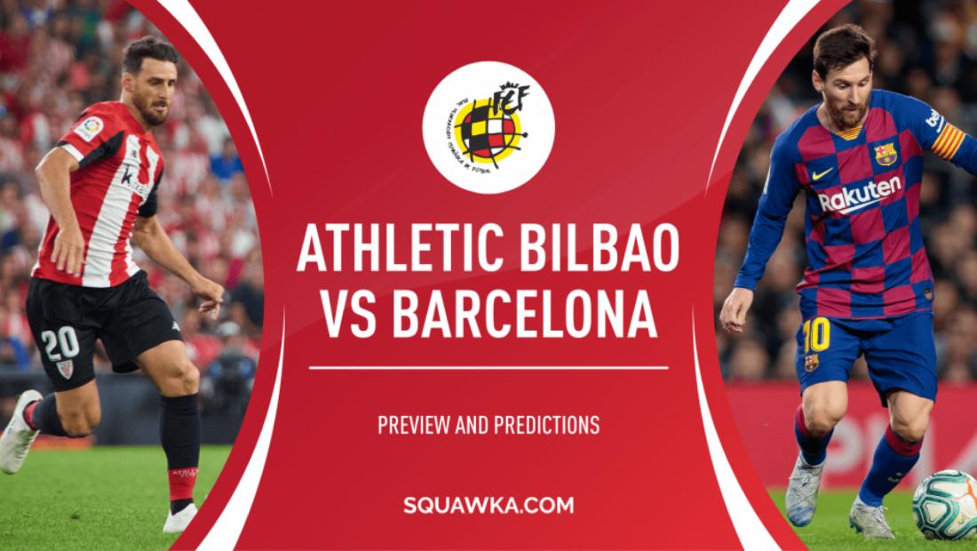 FREE~!!> Barcelona vs Athletic Bilbao Live Stream 2020 at ...