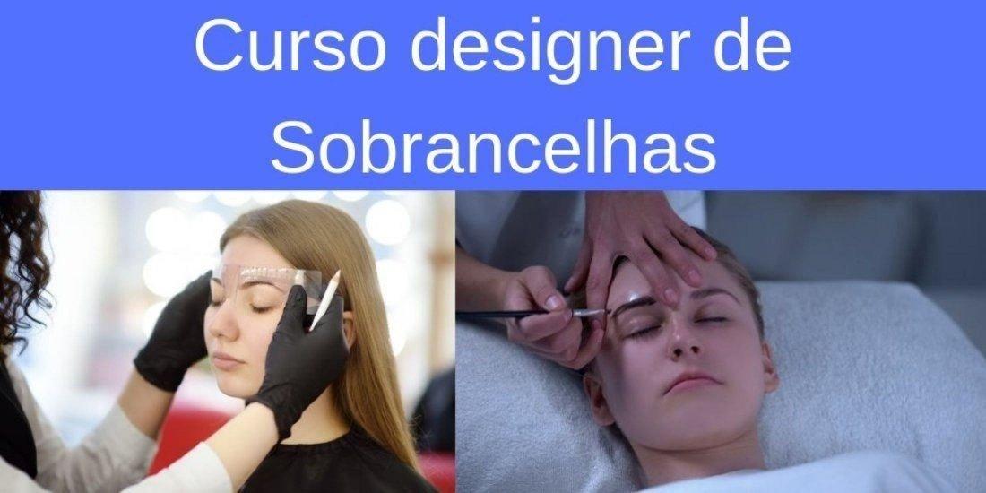 Curso de designer de sobrancelha em Fortaleza