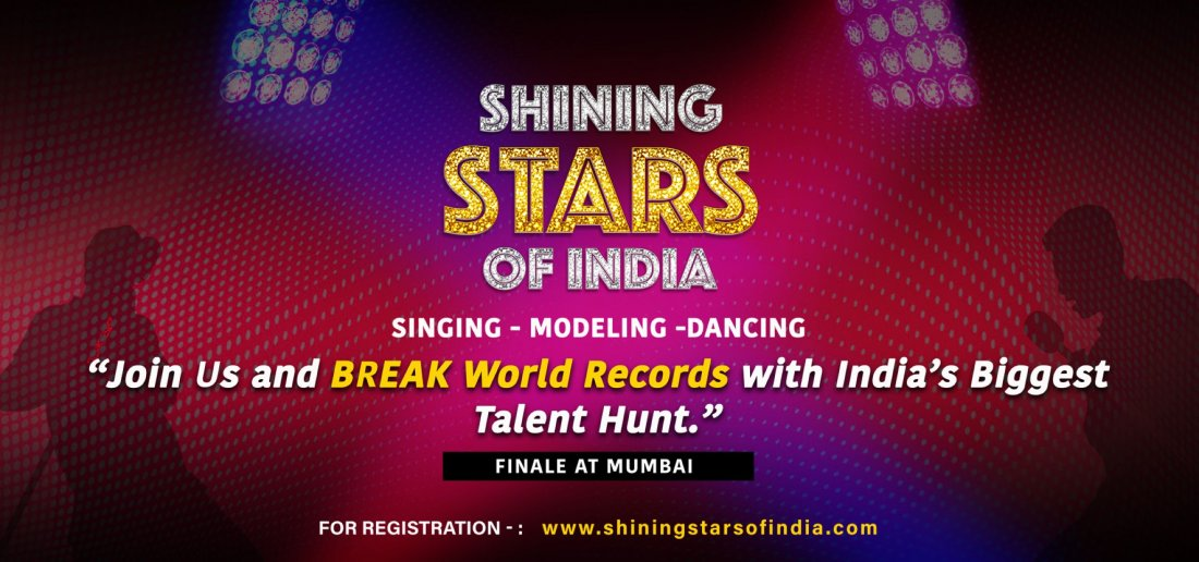 Shining Stars of India Contest