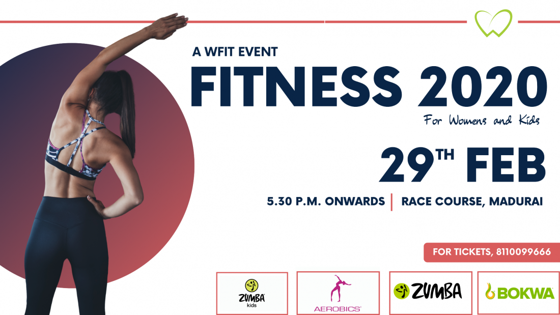FITNESS 2020 - Madurais Biggest Fitness Party