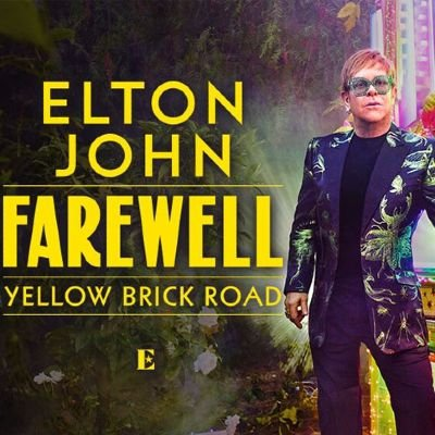 Elton John 2 tickets 3 Nights at Orlando Florida 699 in Total