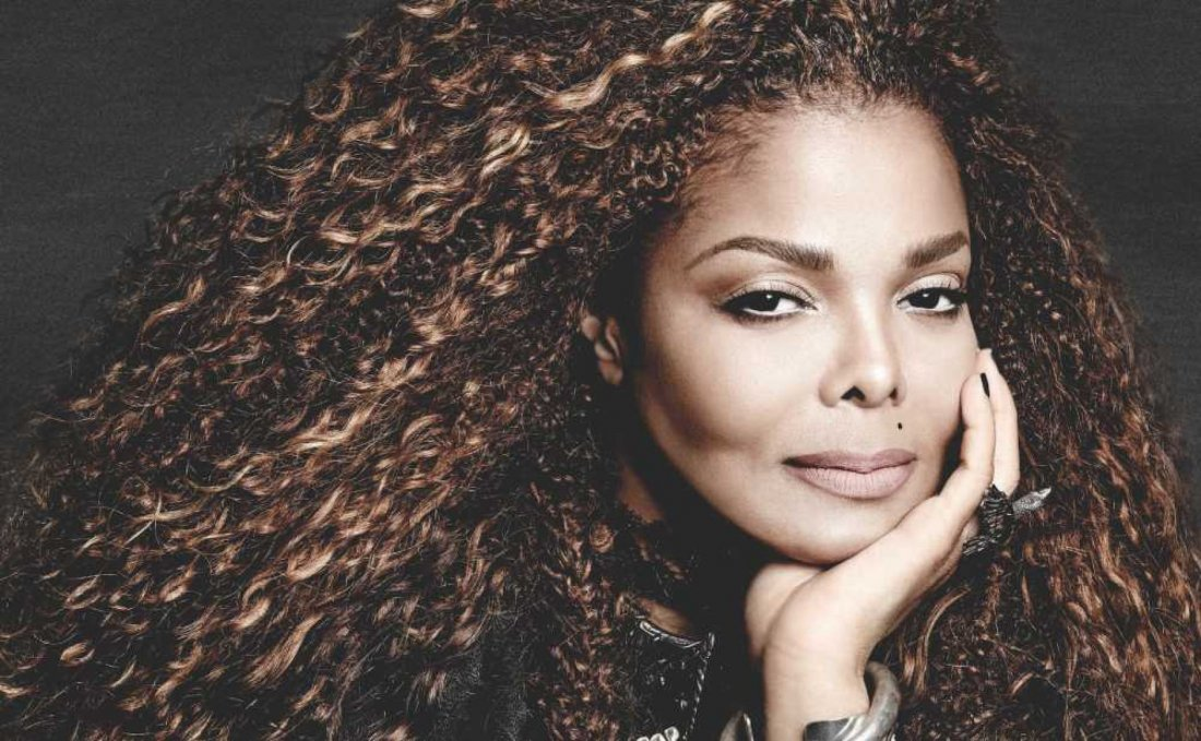 Janet Jackson at Madison Square Garden New York NY