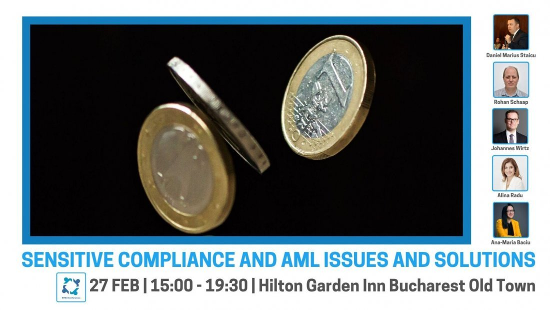 Sensitive Compliance and AML issues and solutions