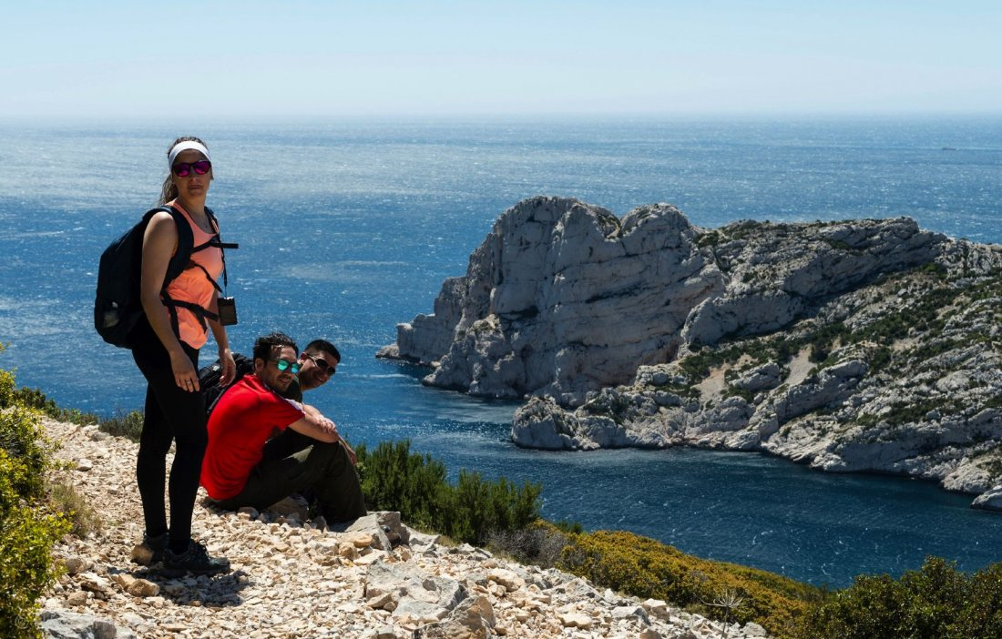 Marseille and its Calanques - Long weekend