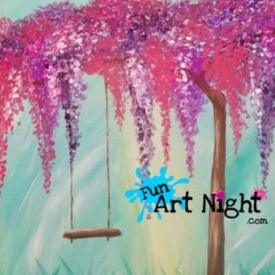 Private Fun Art Night at North Pamunkey Spring Swing