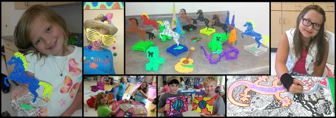 Fundudle Art Camp - Ruckersville