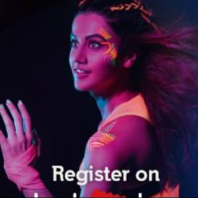 Mirchi  Neon Run - Indore