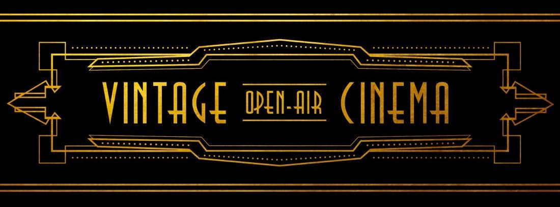 Vintage Open-Air Cinema - A GREAT GATSBY NIGHT - 25th April - York House Stony Stratford