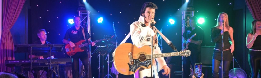 Elvis Forever - Damian Mullin and Band