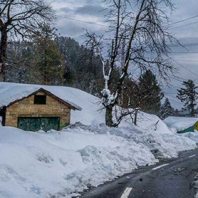 2 Days Snowy Tour to Murree - Nathigali (6-8 Mar)