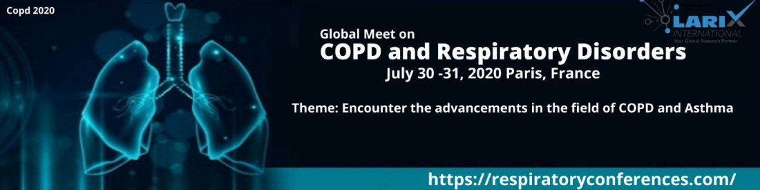 Global Meet on COPD and Respiratory Disorders