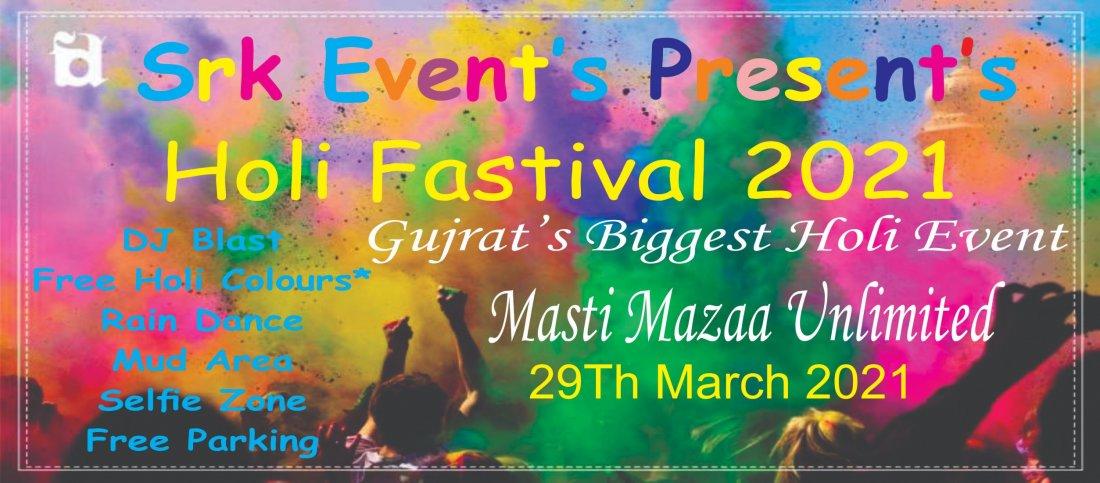 Holi Festival 2021 Tickets