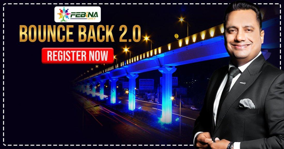 Bounce back 2.0 by Dr. Vivek Bindra