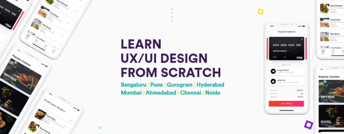 Demo Class On UXUI Design - Pune