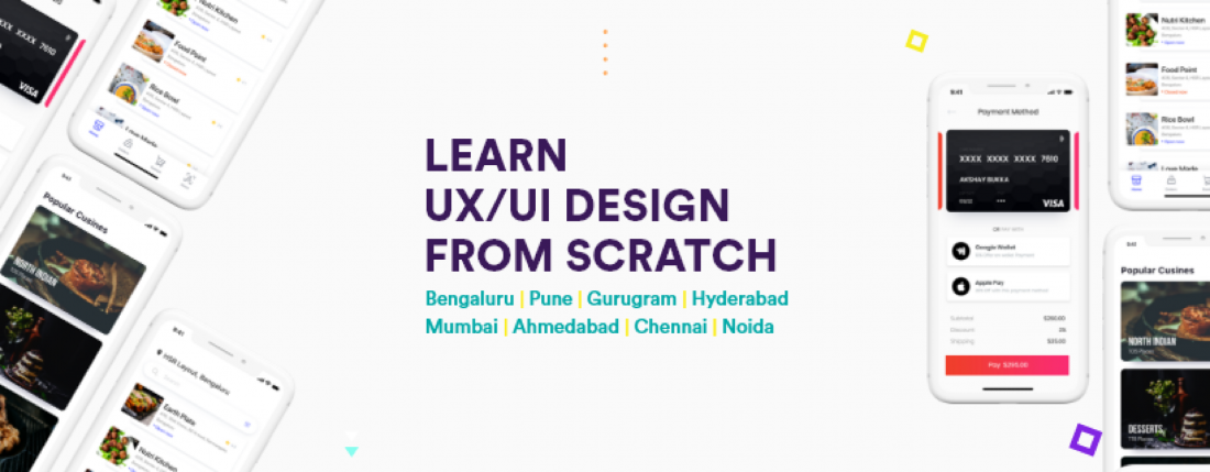 Demo Class On UXUI Design - Mumbai