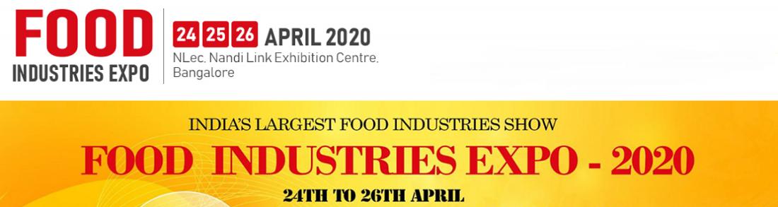 FOOD INDUSTRIES EXPO 2020