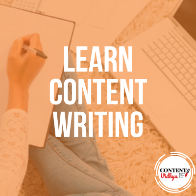 6 Days Content Writing Course - Online