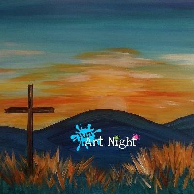 Fun Art Night Home The Gift