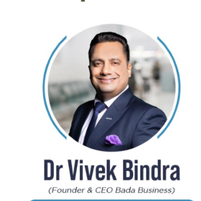Online Business Event by Dr. Vivek Bindra
