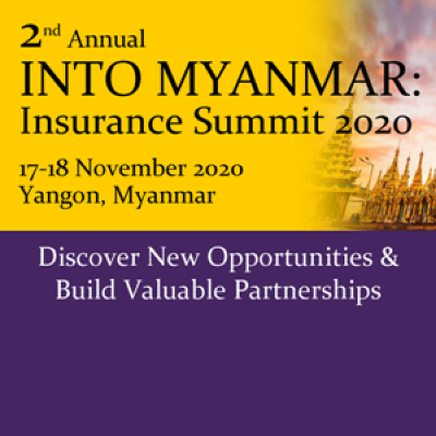 2nd INTO MYANMAR Insurance Summit 2020