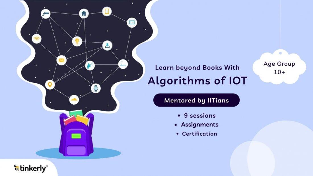 Algorithms of IoT