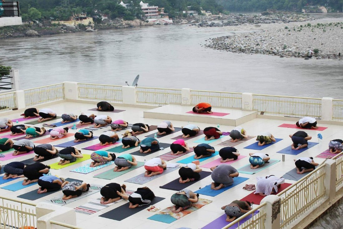 Online Yoga and Ayurveda Workshop by Maharishi Yoga Peeth, Rishikesh | Online Event | AllEvents.in