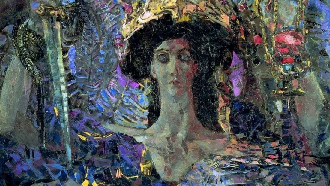 Mikhail Vrubel between Angels and Demons. a talk by Dr Natalia Budanova.