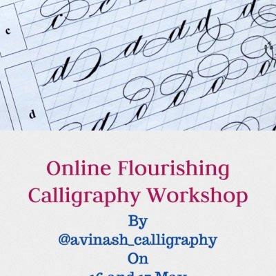 Flourishing Calligraphy Workshop