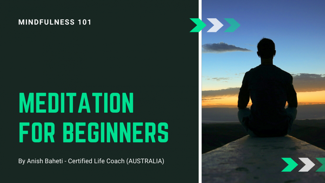Meditation for Beginners - Simplified