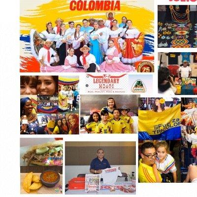 Festival Independencia De Colombia en Atlanta 2021
