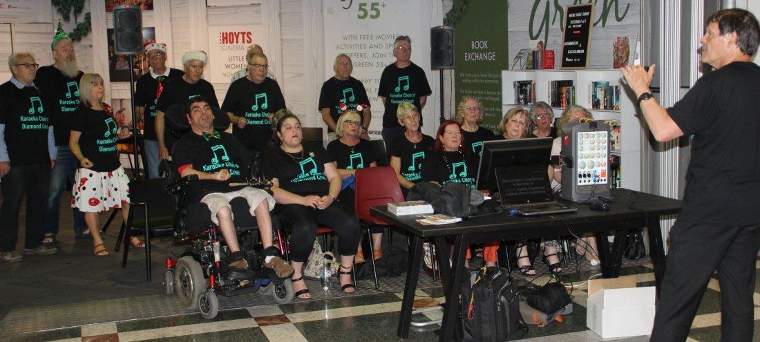 Karaoke Choir Online