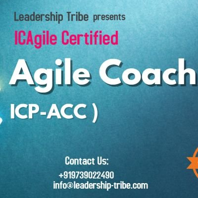 Agile Coaching (ICP-ACC) Virtual Classes - Global -September 2020