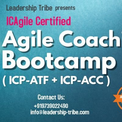 Agile Coaching Bootcamp - Virtual  Classes - Global - september 2020
