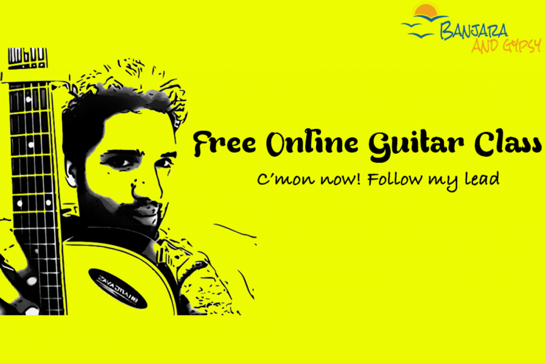 Free Guitar Class | Online Event | AllEvents.in