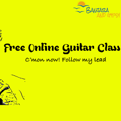 Free Guitar Class