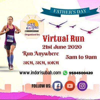 Fathers Day (Virtual Run)