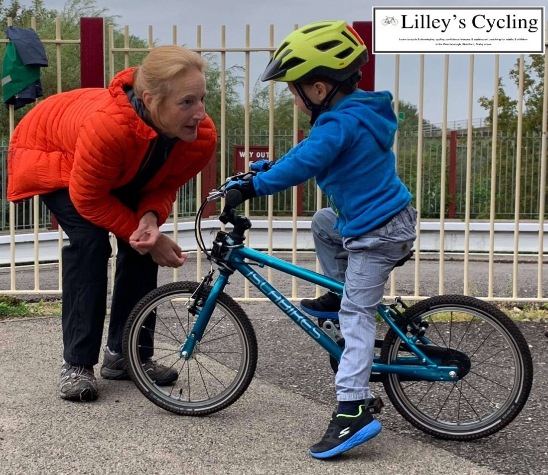 Developing Cycling Skills & Confidence - Private Lessons - DAILY, 31 March | Event in Peterborough | AllEvents.in