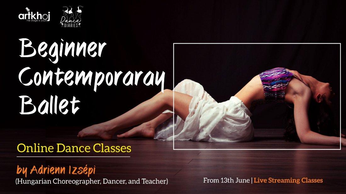 Online Contemporary Ballet Dance Classes