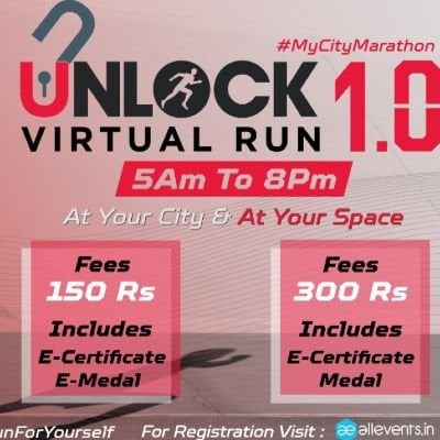 UNLOCK VIRTUAL RUN 1.0