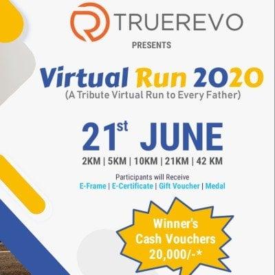 Truerevo Virtual Marathon 2020