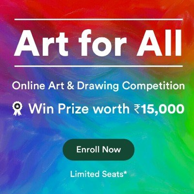 Art for All - Online Art Competition
