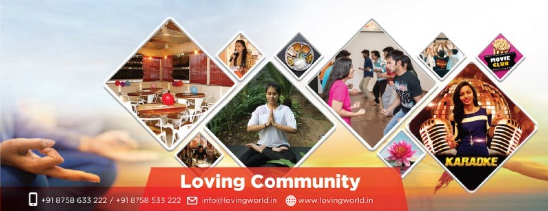 Join Loving Hearts Community Loving - The Way of the Heart