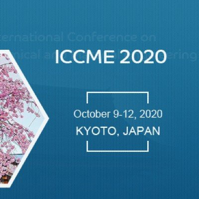 2020 The 7th International Conference on Chemical and Material Engineering (ICCME 2020)