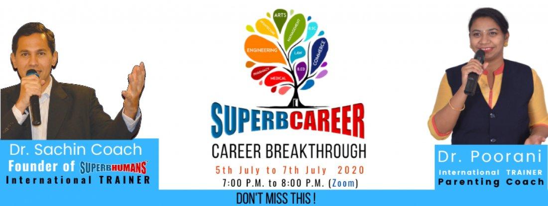 SUPERBcareer Online Workshop