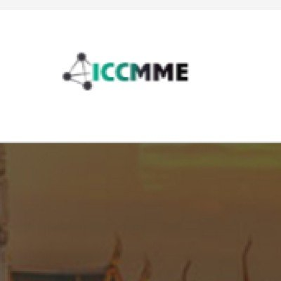 2021 6th International Conference on Composite Materials and Material Engineering (ICCMME 2021)